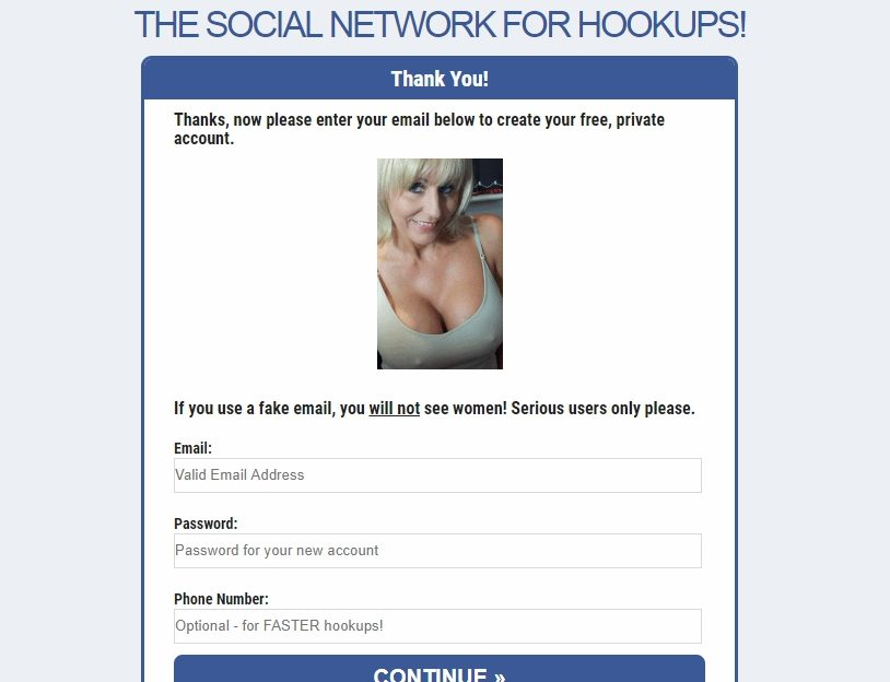Snap Hookups – Find Dates & Sex