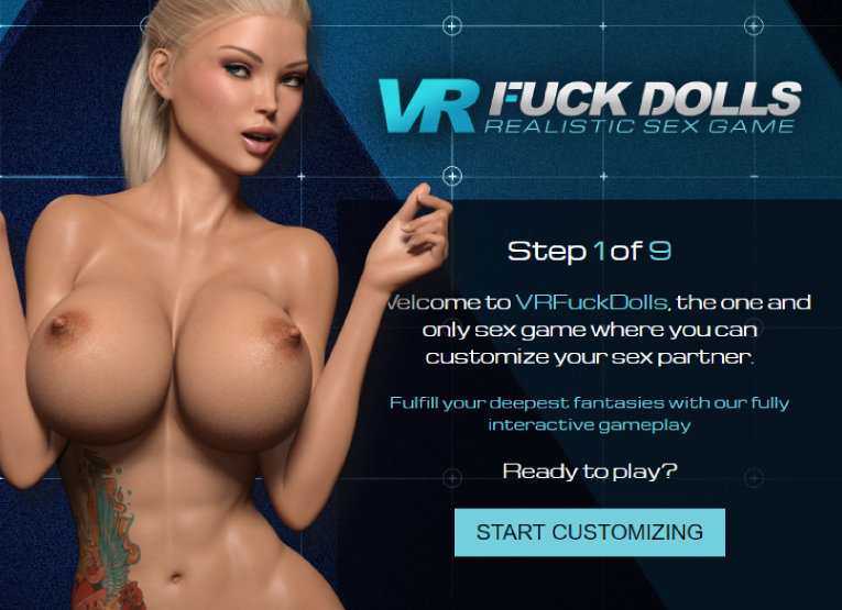 VR Fuck Dolls – XXX Games Site